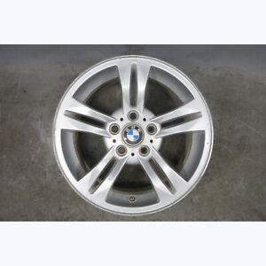 "2004-2010 BMW E83 X3 E46 E36 17"" 17x8 Style 112 Double Spoke Alloy Wheel OEM"