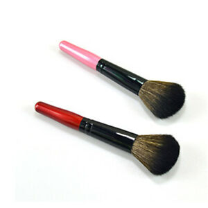 Makeup Blending Brush Make-up Blush Brush with Wooden Holder Professional