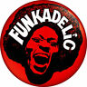 Parche imprimido, Iron on patch, /Textil sticker, Pegatina/ - Funkadelic