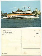 28281 - Rotterdam - Spido Rondvaarten - M.S. Oranjeplaat - alte Ansichtskarte