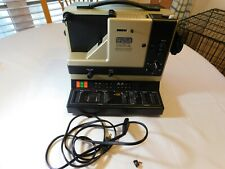 Eumig S926Gl stereo sound optical level system 8Mm projector vintage Rare Powers