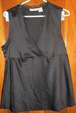 Worthington Women's Cami NWT Size XL Black