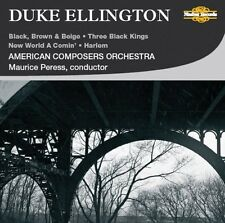 Duke Ellington - 4 Symphonic Works [New CD]