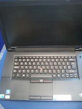 Lenovo ThinkPad E531 Laptop de 15.6 pulgadas Intel i3 2.5 GHz 500gb 4GB Windows 10
