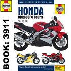 Honda CBR600F Fours 1999-2006 Haynes Workshop Manual