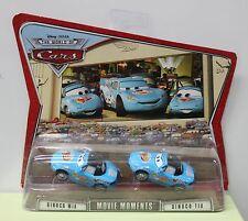 DINOCO MIA & TIA Movie Moments Disney Pixar Cars Blue Mazda Miata M4933 NEW