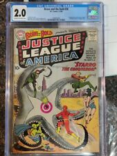 DC Comics Brave and the Bold #28 CGC 2.0 1st App of Justice League Silver Age