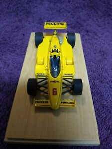 """1/43 Ampersand March 84C Mears """"Pennzoil"""" Indy 500 Winner Factory Built Model"""