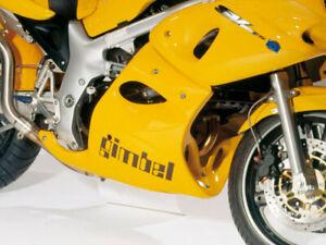 Gimbel Attachment Panel Brief for Suzuki SV 650 S (Av) 99-02 With Tüv