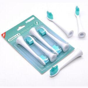 Zahnbürstenaufsätze für Phillips Sonicare Aufsteckbürsten Ersatzbürsten