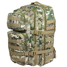 MULTITARN CAMO Molle RUCKSACK Assault Large 36L BACKPACK Tactical Army Day Pack