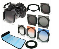 ND2/ND4/ND​8 Graduated Filter Kit For Cokin p series with Case