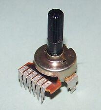 NEW 10k / 8k OHM split Dual Linear Pot PC Pins 6-Pin H