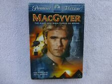 MacGyver - The Complete Fifth Season (Dvd, 2006, 6-Disc Set) * New / Sealed *