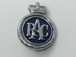 Lovely Vintage Rare RAC Lapel Pin Badge-Excellent Condition.