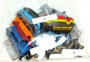 Lada Estate Kit 10 Piece For Assemble Various Colours TT 1:120 HM4 Å