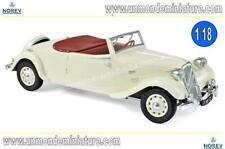 Citroën Traction Avant 11 B Cabriolet 1939 Cream NOREV - NO 181440 - Ech 1/18