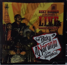 RICKY NARANJO Y LOS GAMBLERS LIVE IN ALICE TEXAS RARE TEJANO RUBEN CONJUNTO NEW