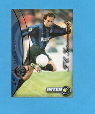 INTER CARDS 2000- numero 45- BENOIT CAUET -NEW