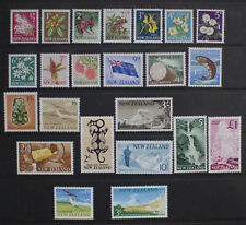 New Zealand 1960 set complete to £1 Mint