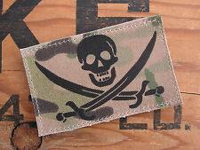 Snake Patch - CALICO JACK - multicam US navy seal PIRATE usa MERCENARY COS