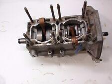 1994-1996 Yamaha Vmax 600 Snowmobile Engine Bottom End Crankshaft/Cases 500