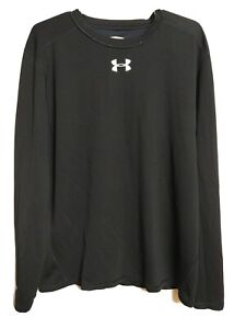 Under armour Heat gear Men's Size XXL Reversible Athletic Long Sleeve Shirt