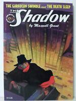 The Shadow #69 Pulp PB Book 2 Complete Novels The Garaucan Swindle & Death Sleep