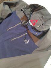 GERRY Snow Jacket M Insulated Coat Navy Gray Winter