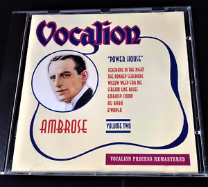 Ambrose - Volume Two: Power House (1998) CD