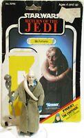 Star Wars Vintage Bib Fortuna 1983 Cardback  Kenner Action Figure Collection