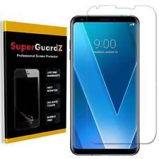 2X SuperGuardZ® FULL COVER Screen Protector Guard Shield Saver For LG V30