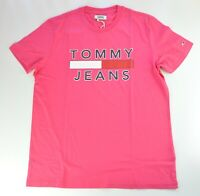 TOMMY HILFIGER JEANS Flag Logo T-Shirt Size 2XL For Men