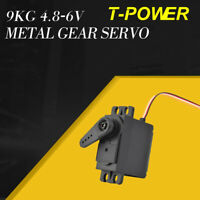 T-power 9.4KG Metal Gear Servo For 1/10 Wltoys 10428-B2 10428-B 10428-C2 RC Car
