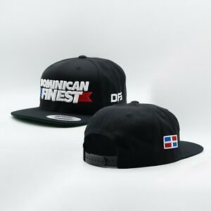Dominican Finest Snapback, Baseball Style Cap, Adjustable Size, Free Shipping.