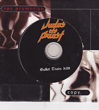 Judas Priest-Bullet Train Promo cd single