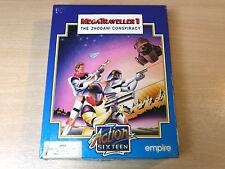 Commodore Amiga-Megatraveller 1: Zhodani conspiration par Action seize