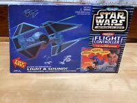 STAR WARS ACTION FLEET FLIGHT CONTROLLER  TIE INTERCEPTOR 1997