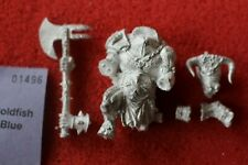 Minotaur Chieftain with Great Weapon Avatars of War AOW New Complete Doom Bull