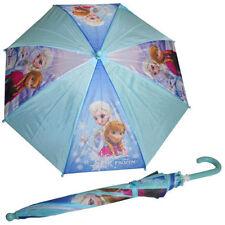 Parapluies bleu pour fille de 2 à 16 ans