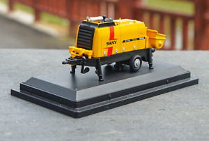 Sany original mini Super-high pressure trailer-mounted concrete pump model