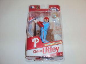 McFarlane SportsPicks 2011 MLB 27 Chase Utley CL # 1575 Phillies  loose ball