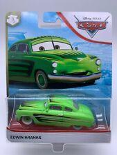 "Disney Pixar Cars Diecast Edwin Kranks Radiator Springs ""VHTF"""