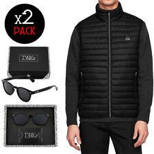 TWIG DOUBLE PACK gilet + lunettes de soleil homme