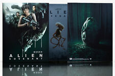 ALIEN: COVENANT (2017) [Blu-Ray], Limited 700, (STEELBOOK) FULL SLIP Box~