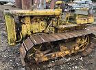 Vintage Caterpillar D2 Crawler Tractor Dozer  Cat