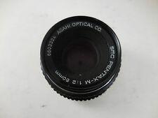 SMC Pentax-M 1:2 50mm 6803324 Asahi
