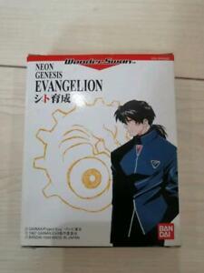Neon Genesis Evangelion: Shito Ikusei Wonder Swan WS Used Japan 1999 Boxed