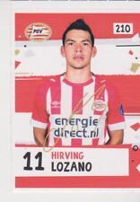 AH 2018/2019 Panini Like sticker #210 Hirving Lozano PSV Eindhoven
