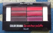 Maybelline Color Drama Lip Contour Palette Crimson Vixen Reds